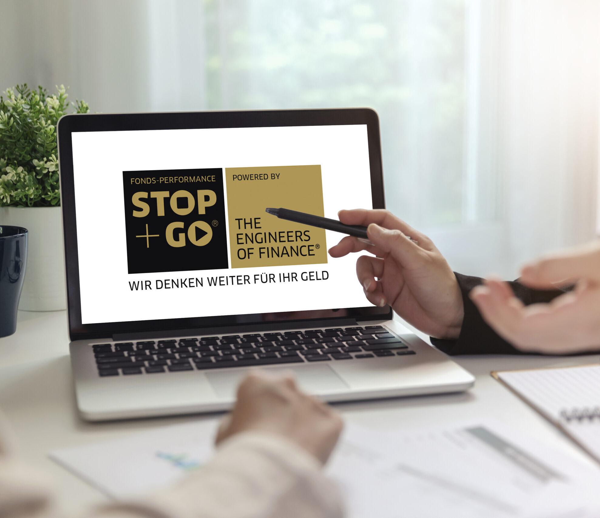 Stop+Go, Engineers of Finance, das bundesweite Premium-Netzwerk handverlesener und wirtschaftlich selbständig agierender Finanzexperten für Ihre finanziellen Ziele!